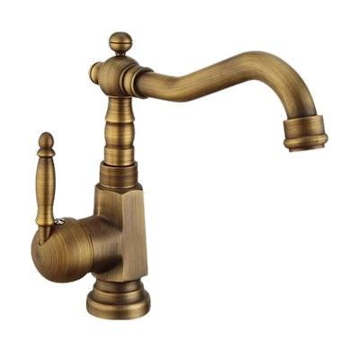 Luis - Waschbecken Wasserhahn im Retro-Stil