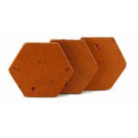 Rustikale sechseckige Terrakotta Bodenfliesen