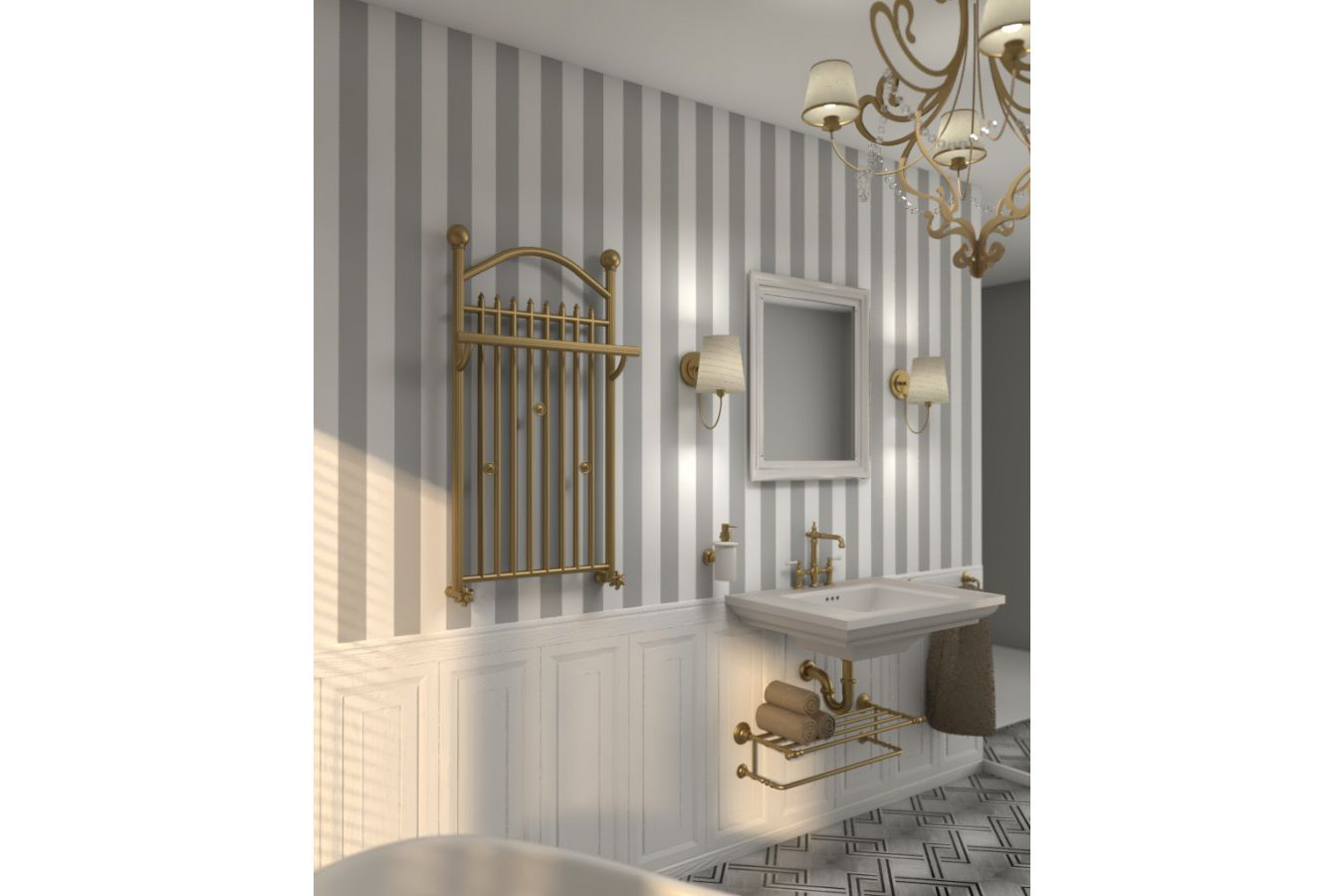 deko heizk rper f r badezimmer werter. Black Bedroom Furniture Sets. Home Design Ideas