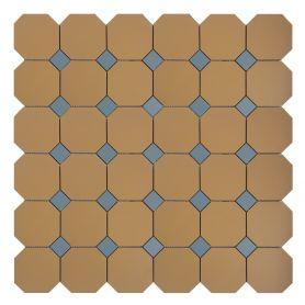 Oktogone – Mosaikfliesen