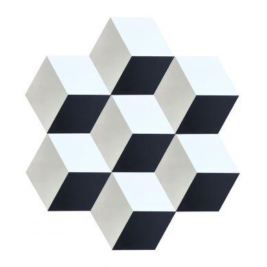 Marcio - Hexagonale Zementfliesen