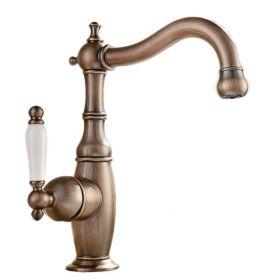 Sancho - Retro Wasserhahn aus Messing