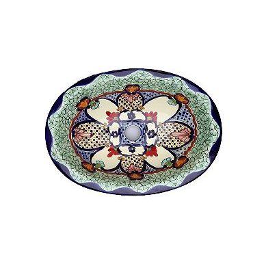 Juanetta - Kleines ovales mexikanisches Waschbecken