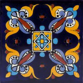 Cuadrado - Keramikfliesen aus Mexiko