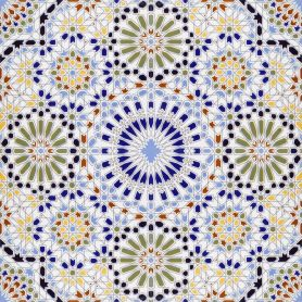 Zaha - Marokkanische Fliesen