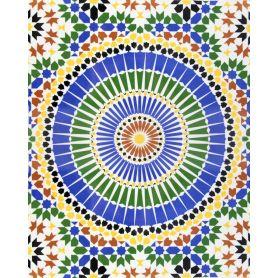 Adel - Marokkanische Fliesen