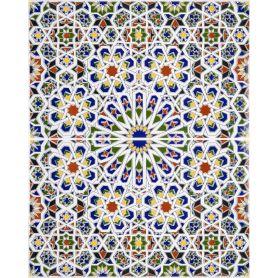 Mattullah - Marokkanische Keramikfliesen