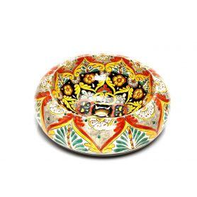 Florencia - Rundes mexikanisches Keramikbecken