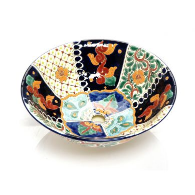 Suelita - Mexikanisches Waschbecken aus Keramik