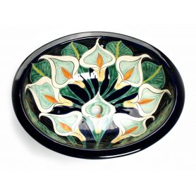 Calia - Mexikanisches Waschbecken aus Keramik