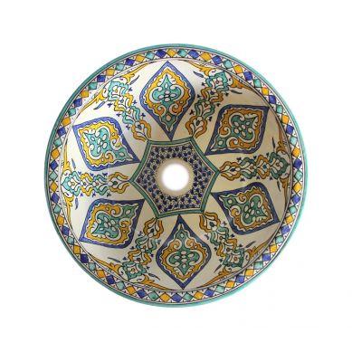 Soudiba - Aarabic Waschbecken aus Marokko