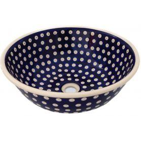 Patrycja - Keramik Waschbecken aus Bunzlau