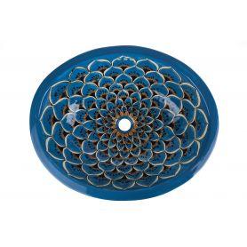 Aqua Azul - Großes Waschbecken in Türkis