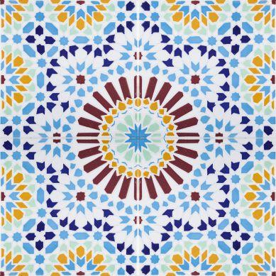 Baha - Keramikfliesen aus Marokko