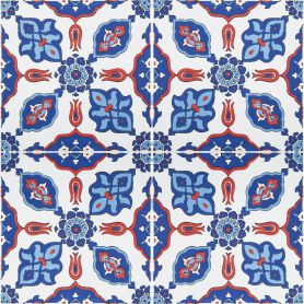 Hala - an der Wand befestigte Keramikfliesen 20x20cm, einschließlich 12 Fliesen (0,5m2)