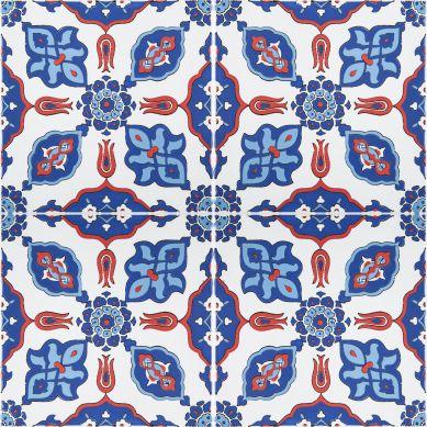 Hala - an der Wand befestigte Keramikfliesen