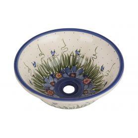 Adela - Waschbecken aus polnischer Keramik