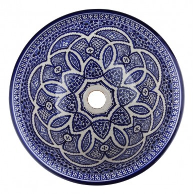 Fati - Keramik Waschbecken