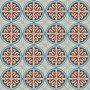 Loto - Zement Bodenfliesen