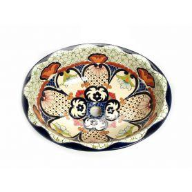 Juanetta - Mexikanisches Waschbecken aus Keramik