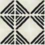 Mateline - Zementfliesen für Wände