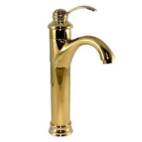 Rocco - Gold Waschbecken Wasserhahn