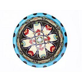 La Reina - Umywalka okrągła wpuszczana