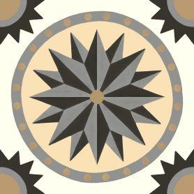 Pepe - Marokkanische Zementfliesen