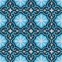 Bada - Blaue Bodenfliesen