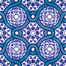 Mert - Keramikfliesen aus der Türkei 20x20 cm, Packung mit 12 Stück (0,48 m2)