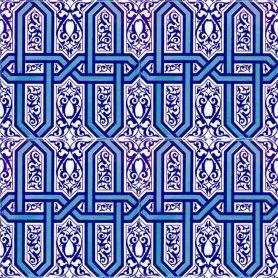 Sevda - Keramikfliesen aus der Türkei 20x20cm, Packung mit 12 Stück (0,48 m2)