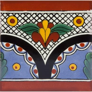 Rita - dekorative Keramikfliesen aus Mexiko