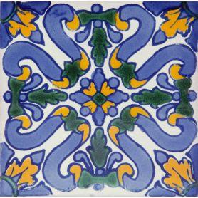 Flores - Keramikfliesen aus Mexiko