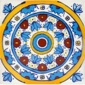 Rueda - handmade mexikanische Fliesen