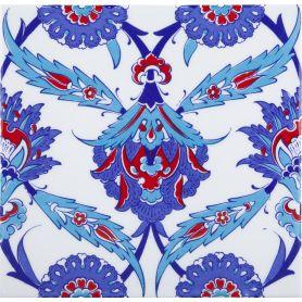 Basalkeramikfliesen aus der Türkei 20x20 cm, Packung mit 12 Stück (0,48 m2)