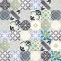 Patchwork - Patchwork Zementfliesen