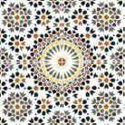 Marokkanische Wandfliesen